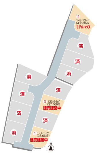 セットプラン画像2:畑寺モデルハウス