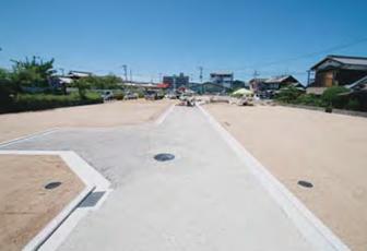 サムネイル画像1:堀江3期新規分譲地