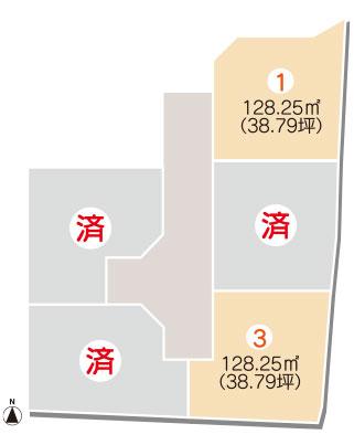 土地画像:別府町