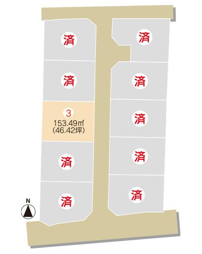 土地画像:西長戸