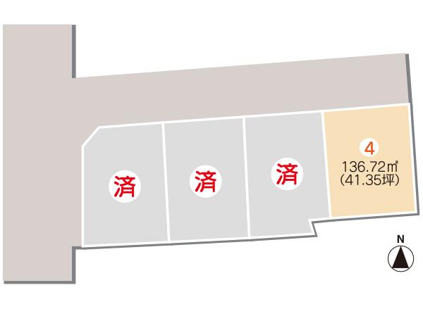 土地画像:東長戸